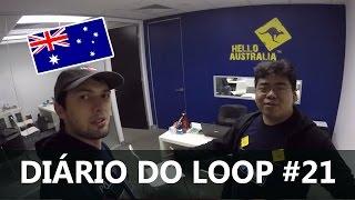 Diário do Loop #21 - Escritório da Hello e Fila da Apple Store Sydney