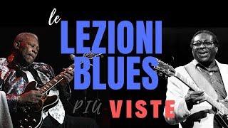 Chitarra Blues - Ecco le lezioni di Blues più viste dell'Inverno 2019   con Vince Carpentieri.