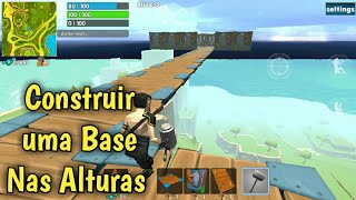 Build a basis of heights and gave bad-Rocket Royale   Fortnite copy  