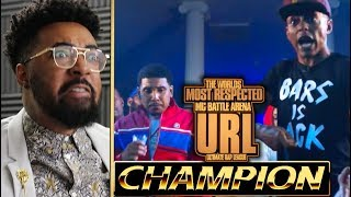 IS CASSIDY 5002 or 5001 - 1? VS GOODZ - FULL EVENT REVIEW - PART 3 | CHAMPION