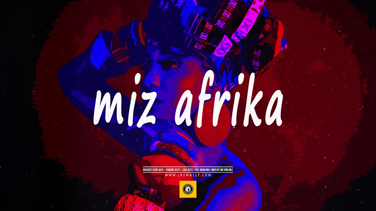 ''Miz Afrika'' Afrobeat Instrumental | 2019 | Love Slow Riddim by Jaemally  Beatz