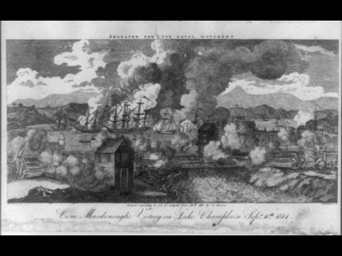 American Artifacts Preview: 1814 Battle of Plattsburgh