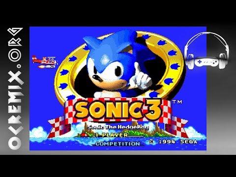 "Sonic the Hedgehog 3 OC ReMix by PirateCrab: ""Aquapump"" [Hydrocity Zone] (#3691)"