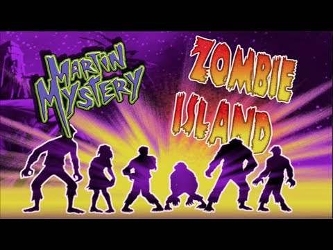 Zombie Island   FULL EPISODE   Martin Mystery   ZeeKay
