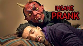 INSANE PRANK (Hilarious Reaction!!)