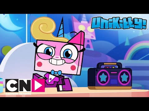 Юникитти | Вечернее шоу | Cartoon Network