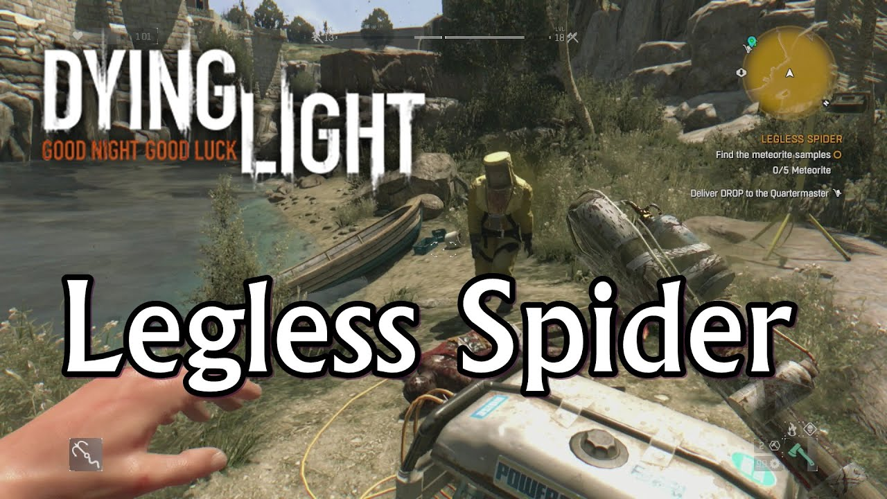 Dying light find the meteorite samples legless spider ps4 hd 1080p dying light find the meteorite samples legless spider ps4 hd 1080p altavistaventures Images
