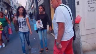 VLOG ITALIA. La Spezia. Прогулка. Иду за покупками. Магазины.
