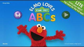 Learn ABC with Sesam Street   My Kids TV   Preschool Education
