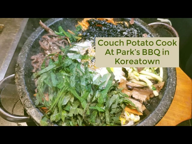 Parks BBQ In Koreatown | CouchPotatoCook.com