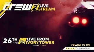 The Crew 2 #LivefromIVT – April Update Reveal | Ubisoft [NA]