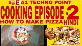 Best Cooking Recipes How to Make Pizza Without Oven In Hindi By Shallu Taneja