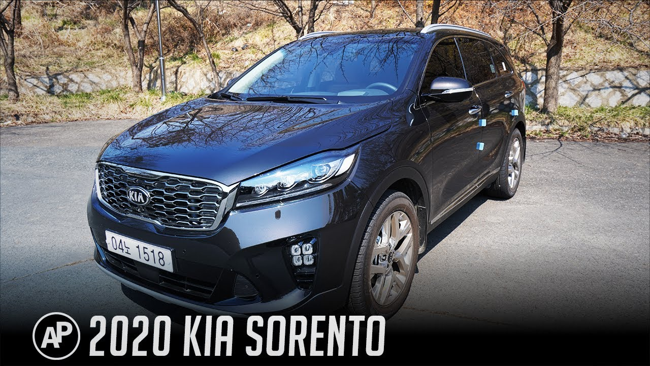 2020 Kia Sorento Review Could It Be Best 7 Seater Suv Any Better Than Hyundai Santa Fe Youtube