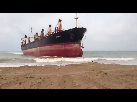 Thumbnail: TOP 5 SHIPS CRASHING INTO SHORE