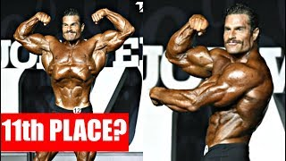 David Hoffmann ROBBED at Classic Physique Olympia