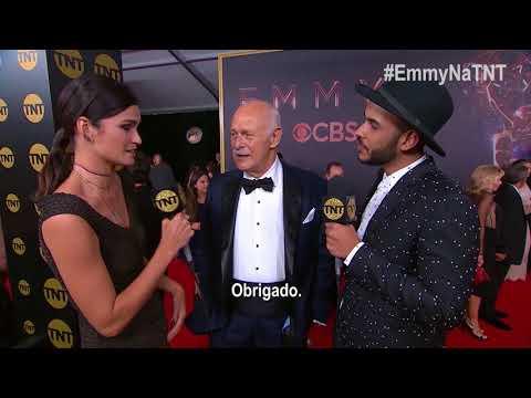 EmmyNaTNT  Entrevista com Gerald McRaney
