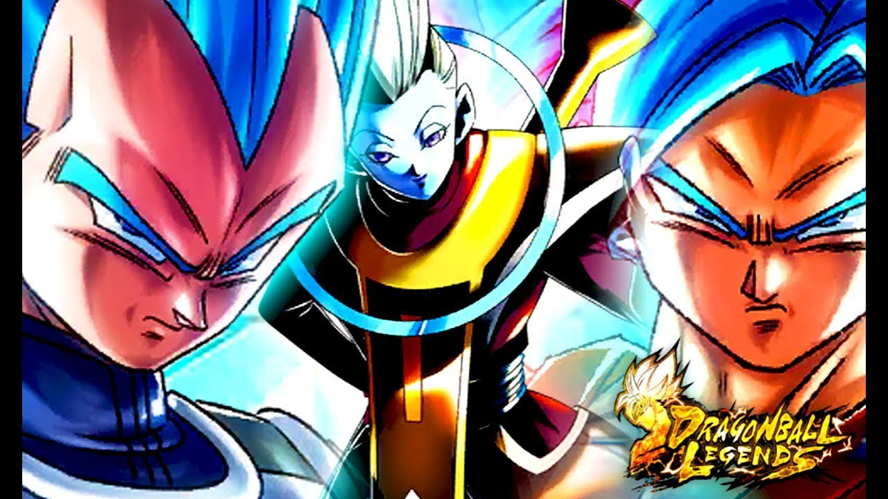 LA MEILLEURE TEAM DE DRAGON BALL LEGENDS : KI DIVIN - YouTube