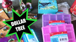 ★ DOLLAR TREE HAUL (MINI) ★ 2016 April 27