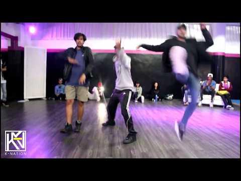 Amine Aminux - GHANJIBO | Dance Choreography | Teaser | أمين أمينوكس - غنجيبو