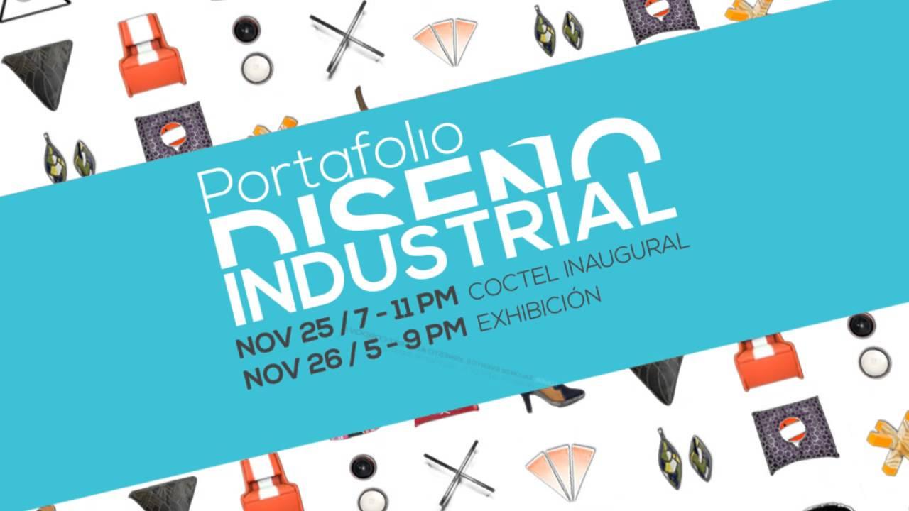 Portafolio dise o industrial 2014 youtube for Portafolio de diseno grafico pdf