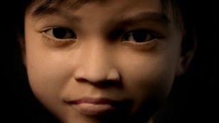 Sweetie la niña virtual creada para cazar abusadores de niños