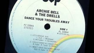 Archie Bell & The Drells - The Soul City Walk