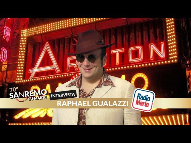 SANREMO SU MARTE - intervista a Raphael Gualazzi