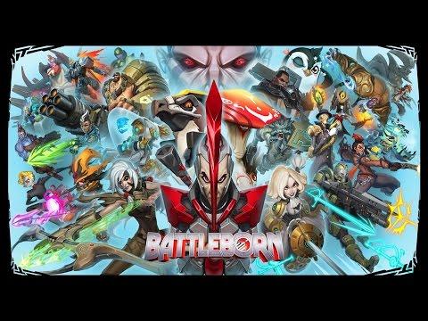 видео: Обзор battleborn - убийца overwatch?