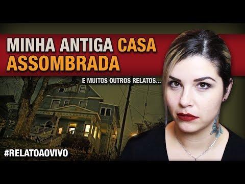 ELA MOROU EM UMA CASA ONDE MUITAS COISAS ESTRANHAS ACONTECIAM... VENHA VER!