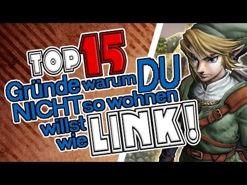 TOP 15 Gründe warum DU nicht so wohnen willst wie LINK!
