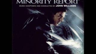 Minority Report Soundtrack- Anderton