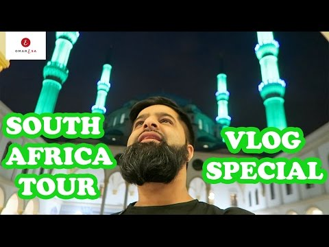 SOUTH AFRICA TOUR - VLOG SPECIAL!