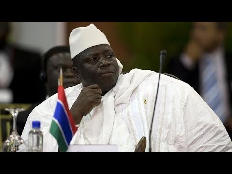Gambie : enquête sur les violations des droits humains commises par Yahya Jammeh