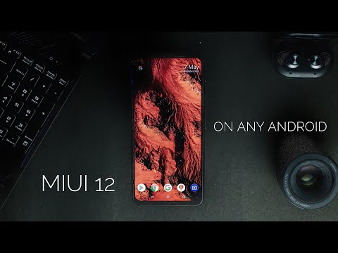 Download MIUI 12 LIVE WALLPAPER ON ANY ANDROID / REALME, ASUS, VIVO, SAMSUNG LIVE WALLPAPER 2020
