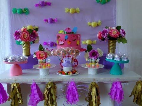 DIY-  Decoração de festa para o dia das crianças, ideias fáceis e baratas.
