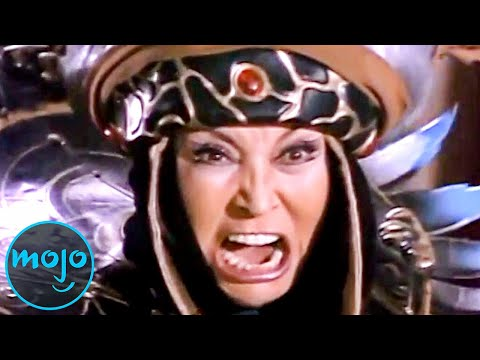 Top 10 Greatest Female Power Rangers Villains Ever