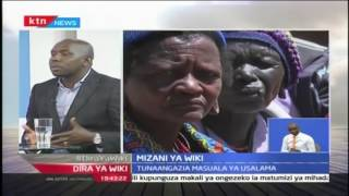 Mizani ya Wiki na Zubeida Koome 4/3/2017