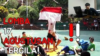 Video lomba 17 Agustusan tergila se-Indonesia! NGAKAK! download MP3, 3GP, MP4, WEBM, AVI, FLV Agustus 2017