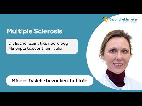 Thuismonitoring 2.0   Multiple Sclerose door Dr. E. Zeinstra