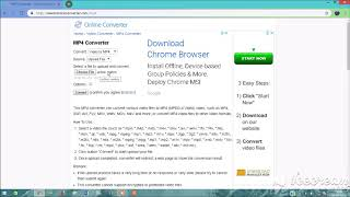 How to convert your files to MP4 , MP3 , JPG , EPUB , PDF etc Online / Devesh Studios