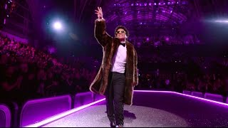 Bruno Mars Chunky Victoria's Secret 2016 Fashion Show
