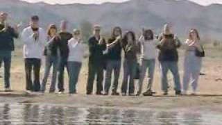 Criss Angel Mindfreak Walk on Lake