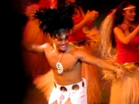 Video Clip - Native Hawaiian Dancers - Polynesian Cultural Center - Oahu - 6-2-12 sidneysealine