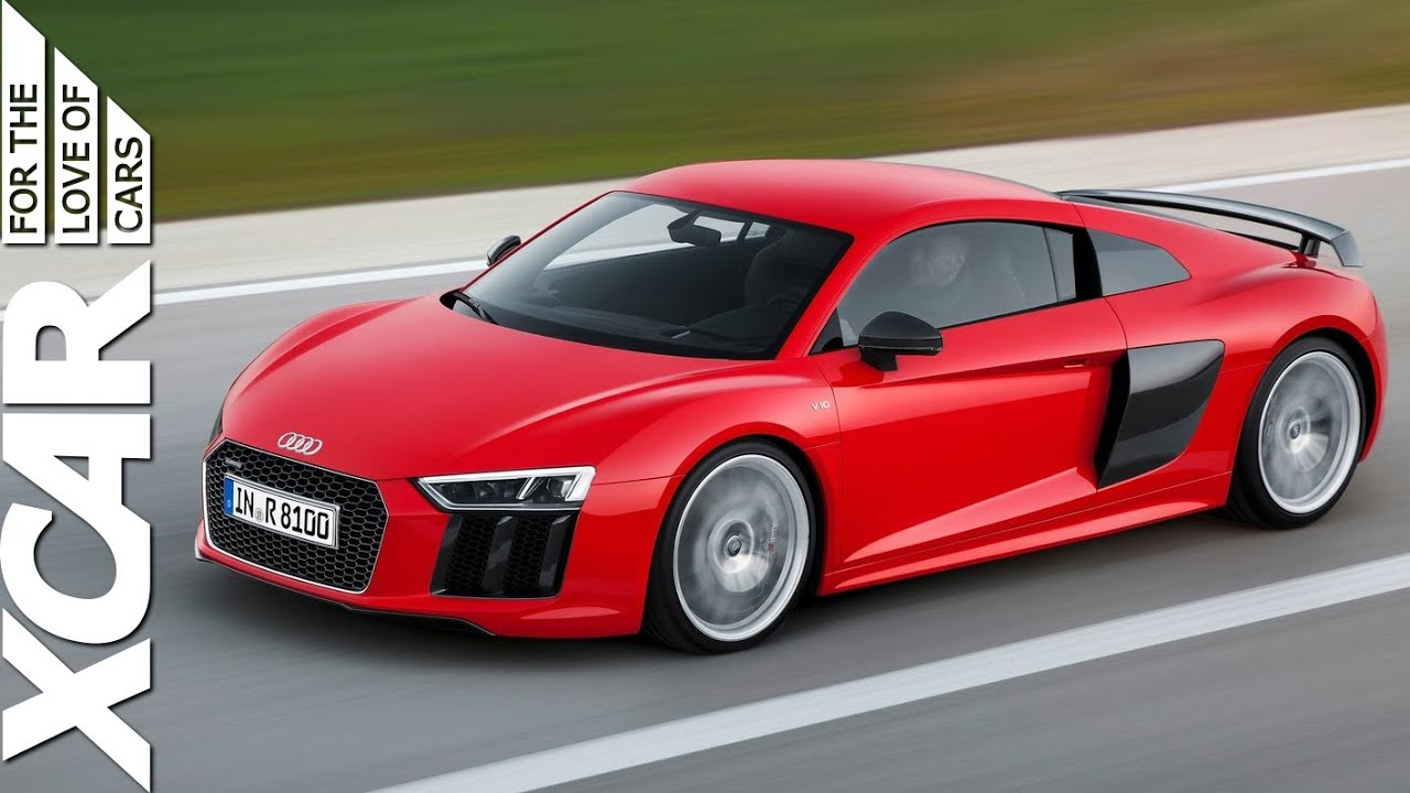 2016 Audi R8 V10 Plus: Last Guardian of N/A Supercars? - XCAR