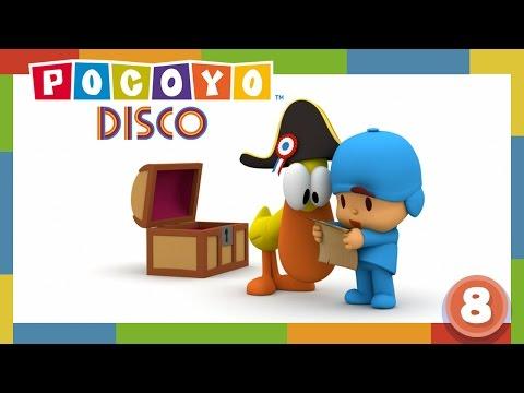 Pocoyo Disco - The Pirate's Ballad [Episode 8]
