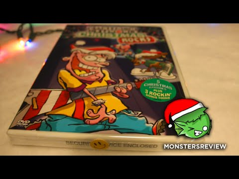 CN Christmas Rocks DVD Unboxing and Review