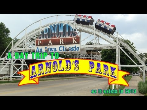 A Trip to Arnold's Park, Okoboji
