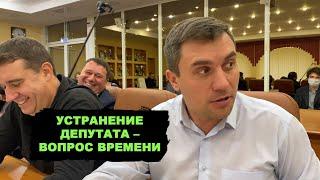 Устранение Бондаренко. Закон уже написан, осталось принять