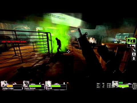 L4D2: Most epic bile ever