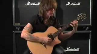 "Michael Angelo Batio ""Performance"" DVD excerpts"